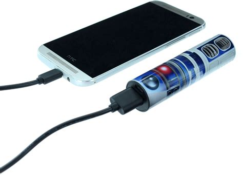 Wars R2 D2 Powerbank wars power bank 2600mah r2d2 iphonehuset no