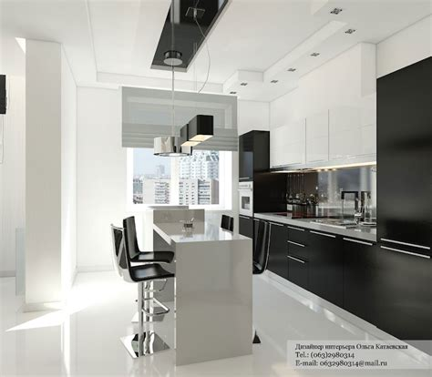 black white kitchen black white kitchen interior design ideas