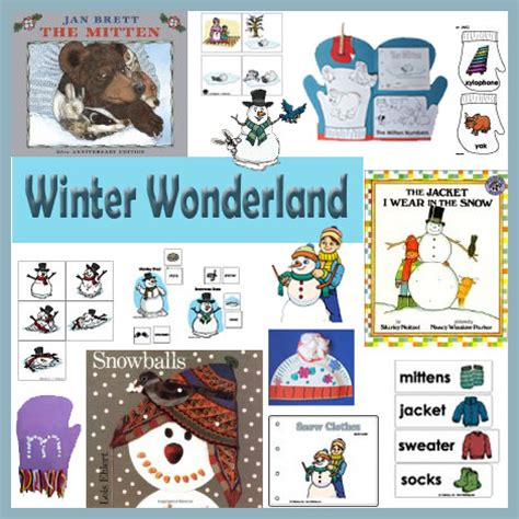 kindergarten activities winter winter preschool activities winter crafts lessons and