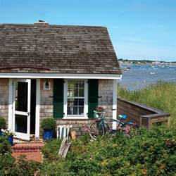 5 tiny coastal cottages coastal living