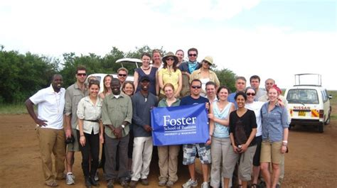 Mba Project Management In Kenya by Mba Study Tour Kenya The Magnificent Foster