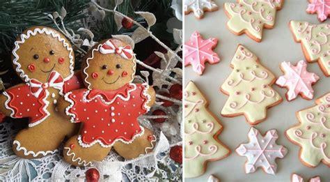bolachas decoradas de natal comprar biscoitos decorados de natal glac 234 real passo a passo