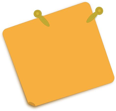 Kertas Post It Note Paper Png Www Pixshark Images Galleries With