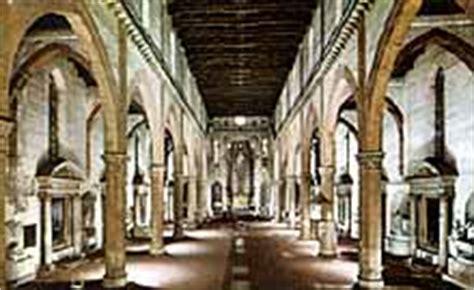 santa croce interno guida artistica di firenze