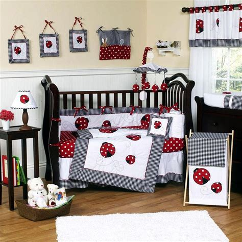 Ladybug Crib Bedding Set 26 Best Baba Kamer Idees Images On Child Room For The Home And Home Ideas