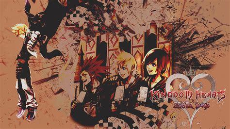 kingdom hearts 358 2 days kingdom hearts 358 2 days by crazeehrikufan on deviantart