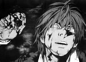 light yagami his mistakes note anime