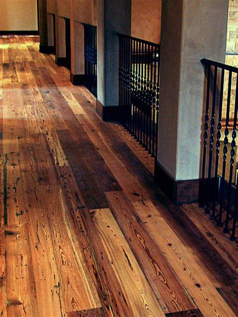 Pecan Wood Floor by Scraped Engineered Mesquite Southern Pecan