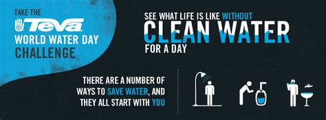 world water challenge teva collect live better stories teva world water