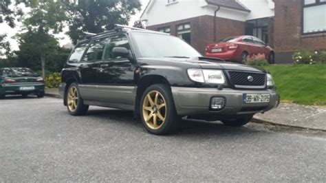 Subaru Forester Turbo For Sale by 1999 Subaru Forester S Turbo Wrx For Sale Or For Sale