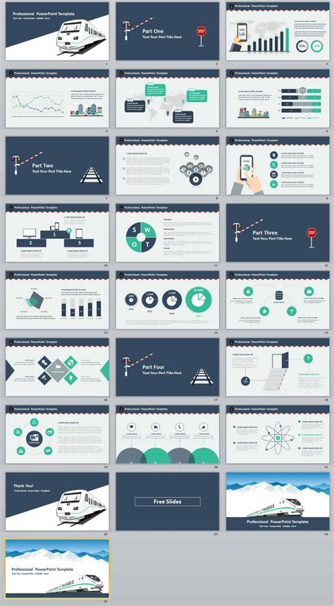 22 Business Professional Powerpoint Templates The Professional Powerpoint Template Free
