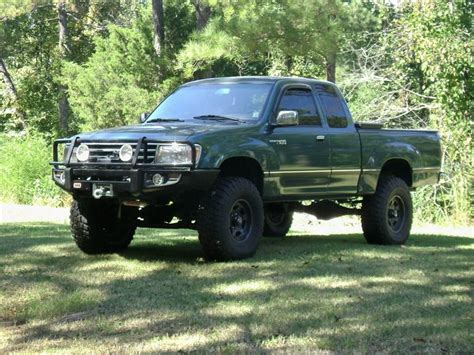 Toyota T100 Lifted 97yotat100 S 1997 Toyota T100 Sr5 Xtra Cab In Water Valley Ms