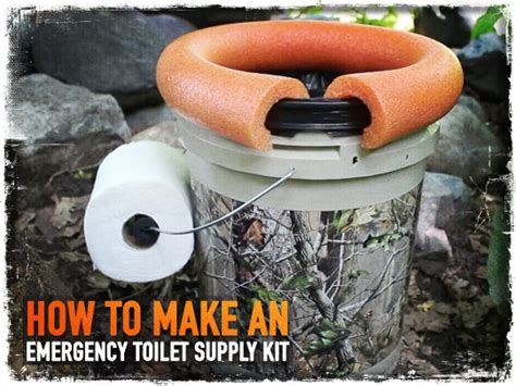 restroom survival guide how to use a restroom for a safer experience books how to make an emergency toilet supply kit survival