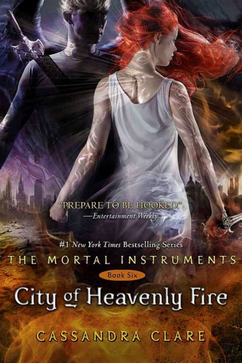 Novel City Of Heavenly Book Six city of heavenly the mortal instruments 6 by clare reviews discussion