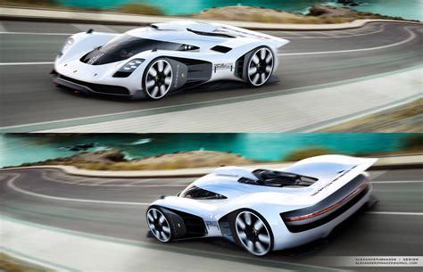 porsche concept porsche 906 917 concept is one designer s stunning vision