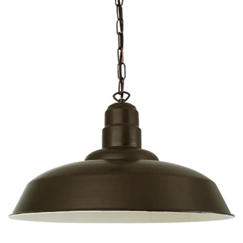 Large Pendant Lighting Large Overhead Table Pendant Light In Bronze Finish Aluminium