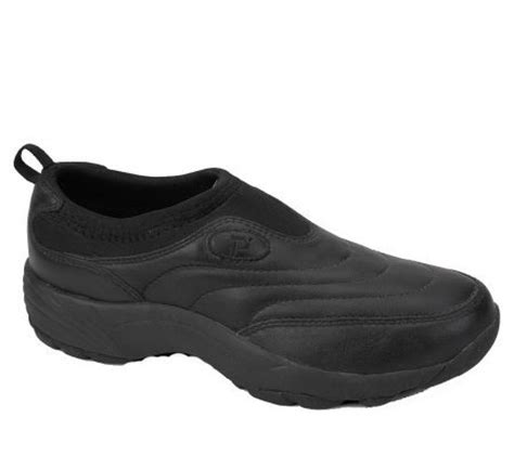 mens slip on athletic shoes propet s wash wear slip on athletic walking shoes