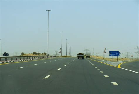 emirates road e 44 road united arab emirates wikipedia