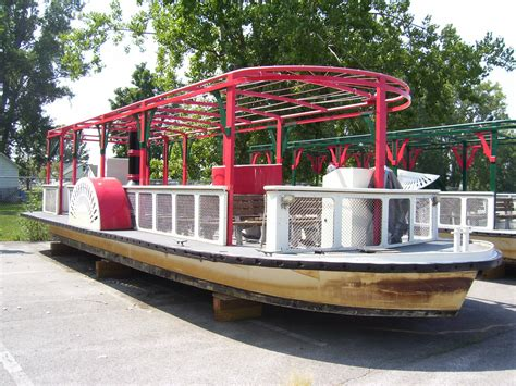 paddle wheel boat for sale seark paddlewheel boat 1997 for sale for 15 000 boats