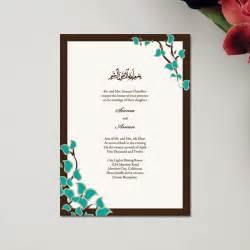 muslim wedding invitations islamic wedding invitation cards trendy mods