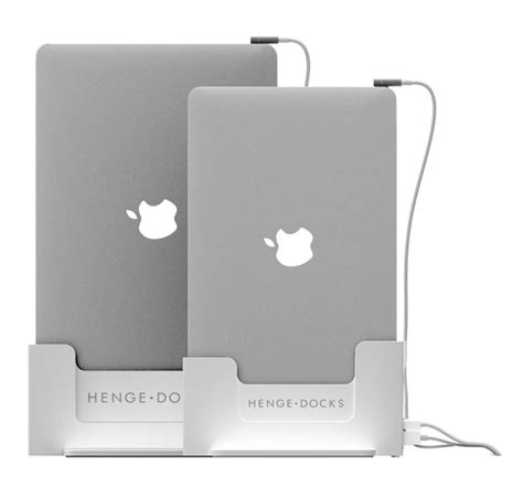 Dockingstation Air by Macbook Air Dock Introduced By Henge Docks