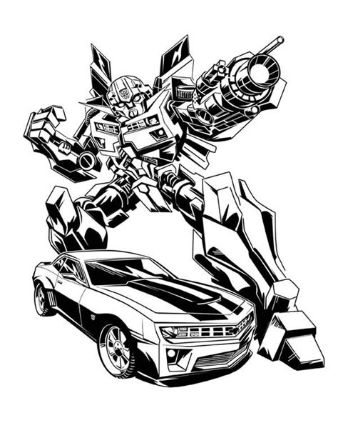 bumblebee car coloring page awesome bumblebee car image coloring pages best place to
