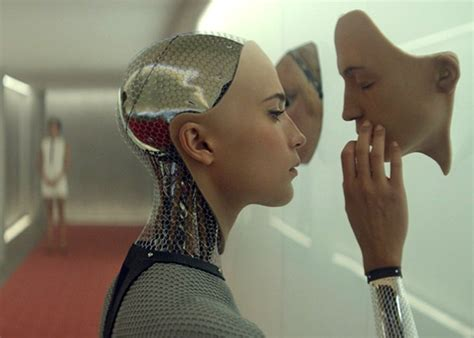 ava artificial intelligence ex machina can robots artificial intelligence have emotions