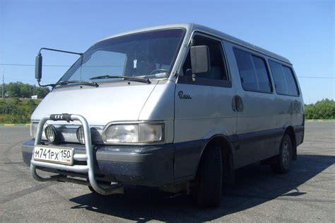kia besta 1994 kia besta photos 2 7 diesel fr or rr for sale