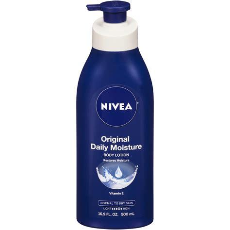 Lotion Vire Bpom Original 500 Ml nivea lotion original moisture normal to skin 16 9 fl oz 500 ml