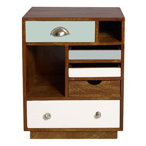wooden coffee table with drawers plans affordable rustic white and brown woodem bedside table