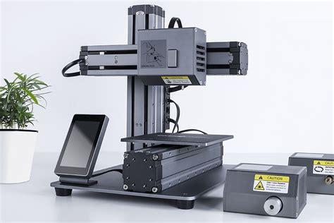 Printer Laser No Cut this modular 3d printer can turn into a cnc machine or laser cutter the verge