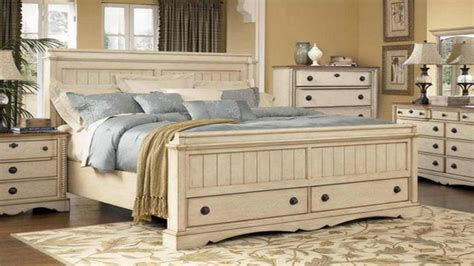 white distressed bedroom set black sleigh bed queen bedroom furniture sets black