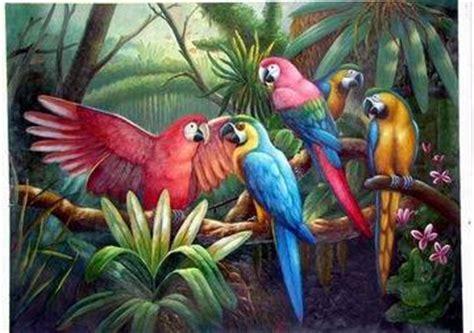 Poster Daun Suplir china painting bird china painting