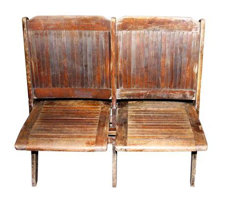 stadium couches vintage folding stadium chairs olde good things