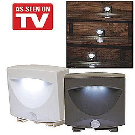 As Seen On Tv Lights by Mighty Light Infrared Sensor Light Small Light Wall