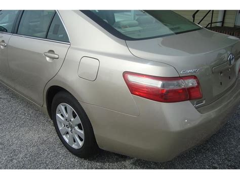 2007 Toyota Camry Xle For Sale 2007 Toyota Camry Xle For Sale In Florence