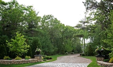 cape designs gravel driveway design landscaping network