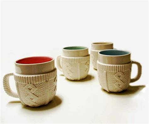 creative mugs creative mug designs in sweaters modern tableware and