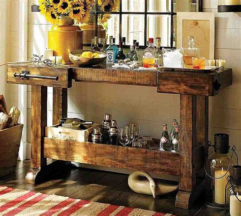 rustic home decor bring  touch  country  decor