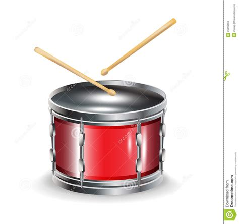 Slide And Soul Drum Stick drums with sticks royalty free stock photos image 25799658