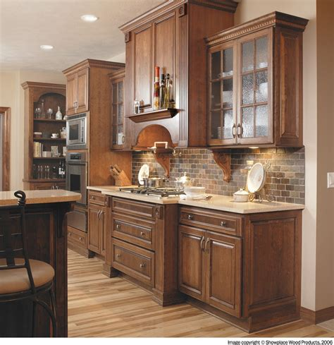 showplace cabinets kitchen traditional kitchen