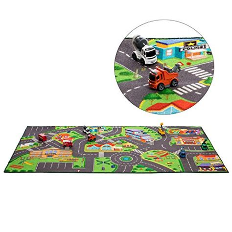 matchbox rug community play rug for matchbox cars 36 x 72 inches home garden gas safety