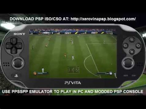 psp games free download full version iso without registration fifa 17 psp iso download full version youtube