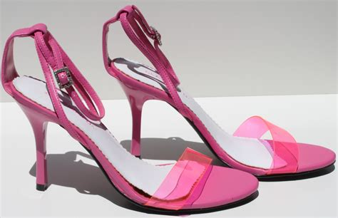 Spesial Sandal Wanita Wedges Sdw218 7 pink high heel sandals 28 images dvf jujette high heel