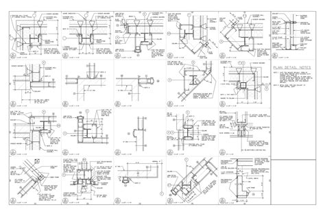 Typical Floor Plan by Typical Drywall Details Architekwiki