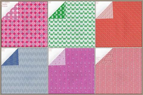 What Size Is Origami Paper - traditional prints large size both sides origami paper