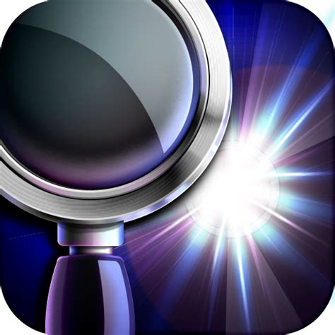 glass apk magnifying glass flashlight apk for android by bzing