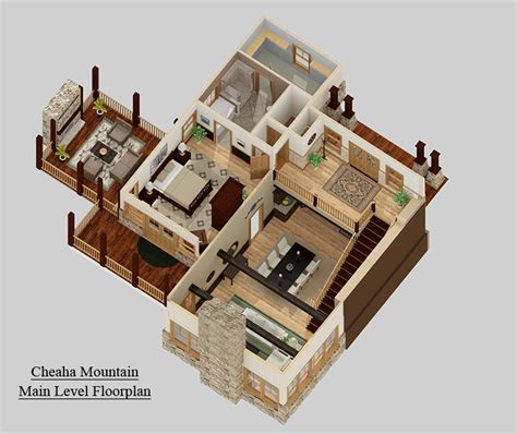 home design 3d gold two story 3 bedroom craftsman cottage house plan with porches