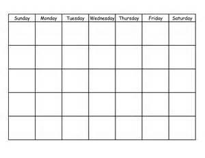 blank september homework calendar