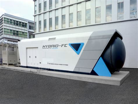 demonstration testing started of sofc mgt hybrid power